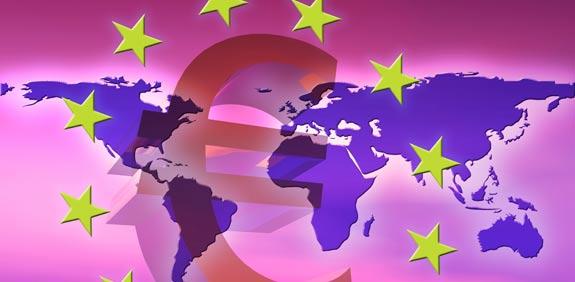 יורו דולרים מטבע חוץ  אירופה / צלם:צ thinkstock